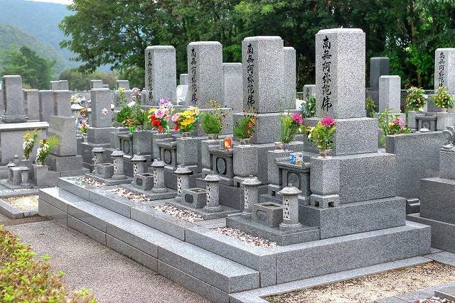 お墓の購入